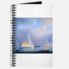 Vintage Sailboat Journal