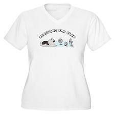 Keeshond Fan Club T-Shirt