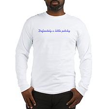 Pitchy Long Sleeve T-Shirt