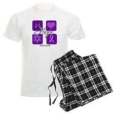 Hope Sarcoidosis pajamas