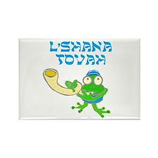 Shofar for Rosh Hashanah Magnets
