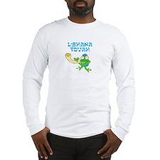 Shofar for Rosh Hashanah Long Sleeve T-Shirt