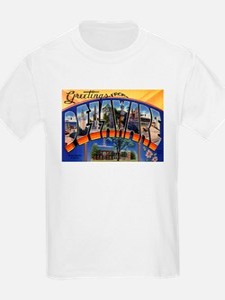 Delaware Greetings (Front) T-Shirt