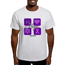 Hope Epilepsy T-Shirt