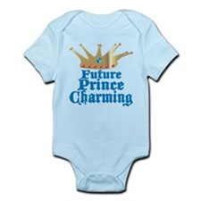 Future Prince Charming tr copy Body Suit