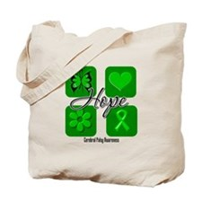 Hope Cerebral Palsy Tote Bag