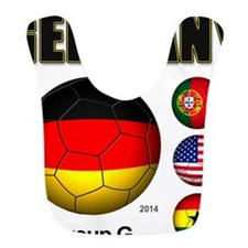 Germany-Soccer-2014 Bib