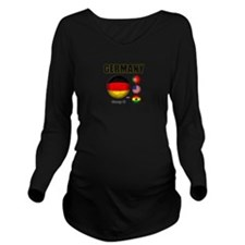 Germany-Soccer-2014 Long Sleeve Maternity T-Shirt