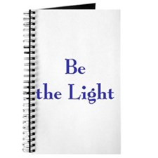 Be the Light 2 Journal