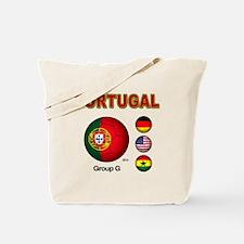 portugal-futebol Tote Bag