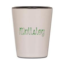 Mullaley Shot Glass