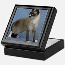 Cute Cat photos Keepsake Box