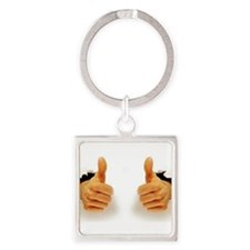 Two Thumbs Up Keychains