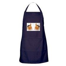 Two Thumbs Up Apron (dark)