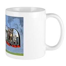 Alabama Greetings Small Mug