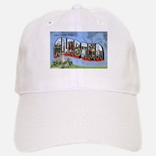 Alabama Greetings Baseball Baseball Cap