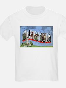 Alabama Greetings (Front) T-Shirt