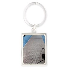 World Trade Center Portrait Keychain