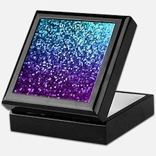 Mosaic Sparkley 2 Keepsake Box