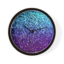 Mosaic Sparkley 2 Wall Clock