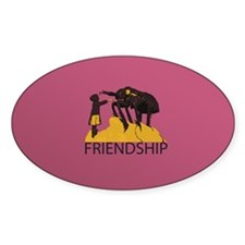 Real Friendship - Bug Kid Decal