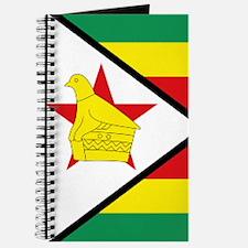 Flag Zimbabwe Journal