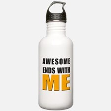Awesome Ends With ME Water Bottle