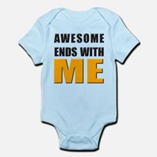 Awesome Ends With ME Body Suit