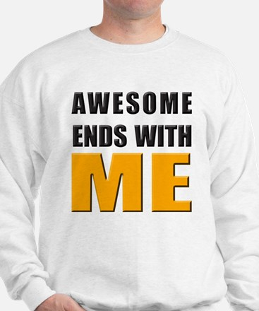 Awesome Ends With ME Jumper