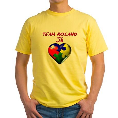 Team Roland and JR T-Shirt