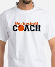 Basketball Coach Shirt