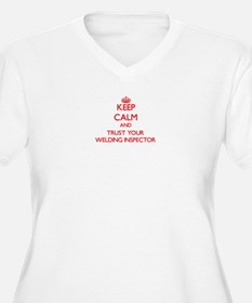 Keep Calm and trust your Welding Inspector Plus Si