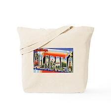 Alabama Greetings Tote Bag