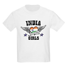 India has the best girls T-Shirt