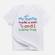My Auntie made a wish Infant T-Shirt