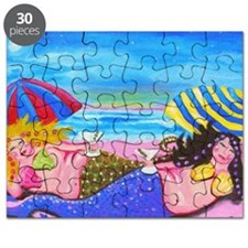 Mermaids and Martinis Puzzle