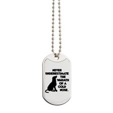 COLD NOSE Dog Tags