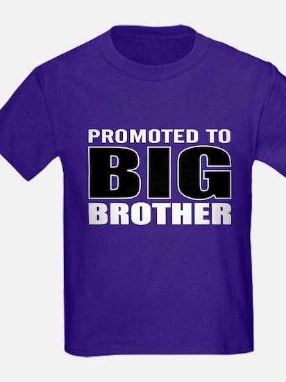 promoted to big bro T-Shirt