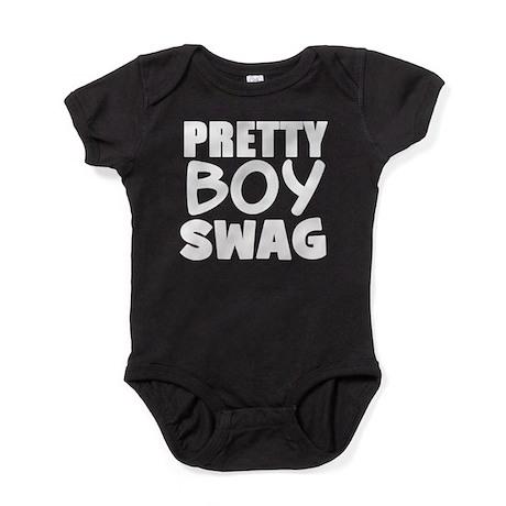 PRETTY BOY SWAG DARK Baby Bodysuit