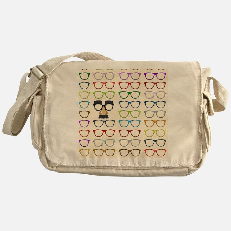 So Many Choices Messenger Bag