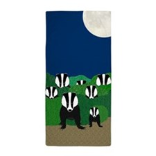 Badger Beach Towel
