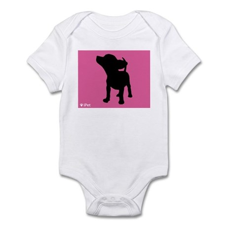 Chihuahua iPet Infant Bodysuit