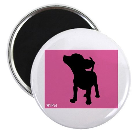 """Chihuahua iPet 2.25"""" Magnet (100 pack)"""
