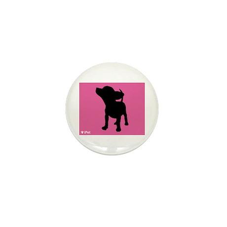 Chihuahua iPet Mini Button (10 pack)