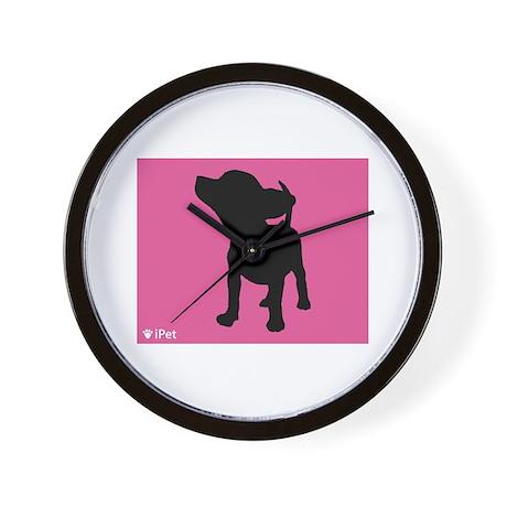 Chihuahua iPet Wall Clock