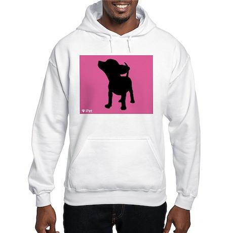 Chihuahua iPet Hooded Sweatshirt
