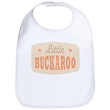 Little Buckaroo Baby Bib