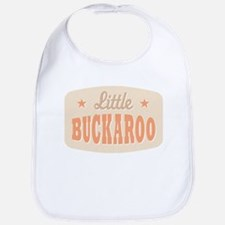 Little Buckaroo Baby Bib
