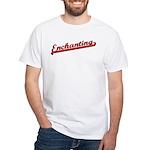 Enchanting White T-Shirt