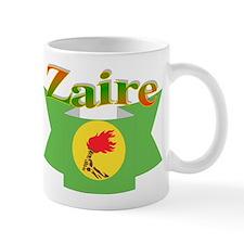 Flag ribbon Zaire Mug